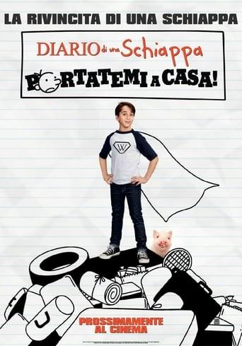 Poster of Diario di una schiappa - Portatemi a casa