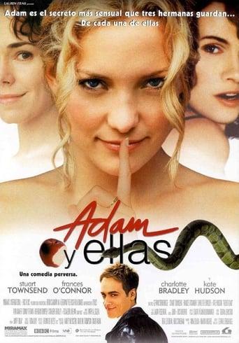 Poster of Adam y ellas