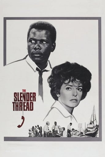 Poster of The Slender Thread