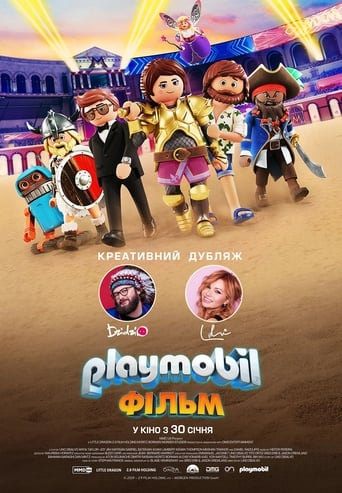 Playmobil: The Movie