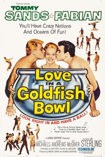 Poster of Love in a Goldfish Bowl