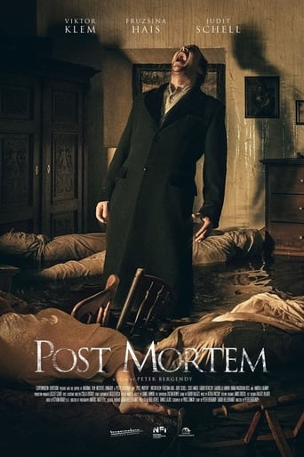 Poster of Post Mortem