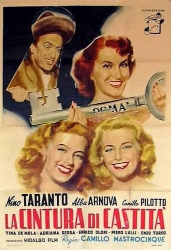 Poster of Cintura di castità