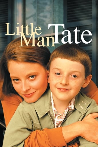 Poster of Little Man Tate