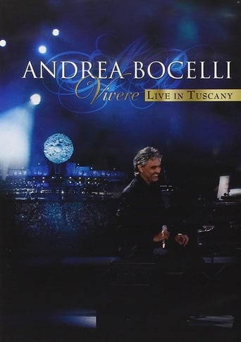 Poster of Andrea Bocelli: Vivere Live in Tuscany