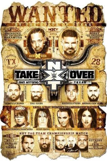 Poster of NXT Takeover: San Antonio