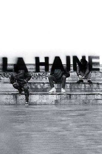 Poster of La Haine