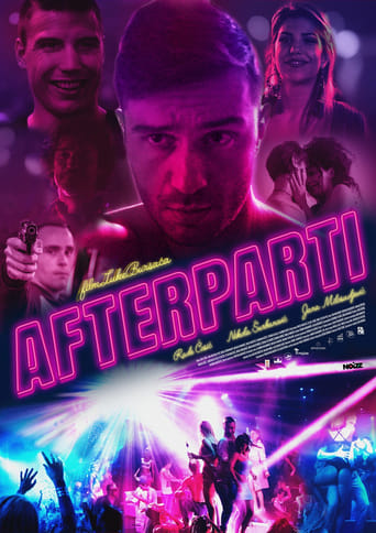 Afterparti Poster