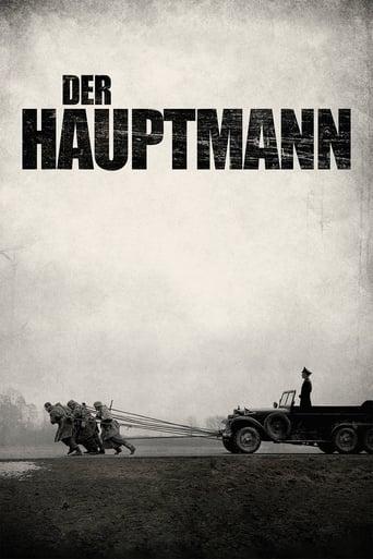 Filmplakat von Der Hauptmann
