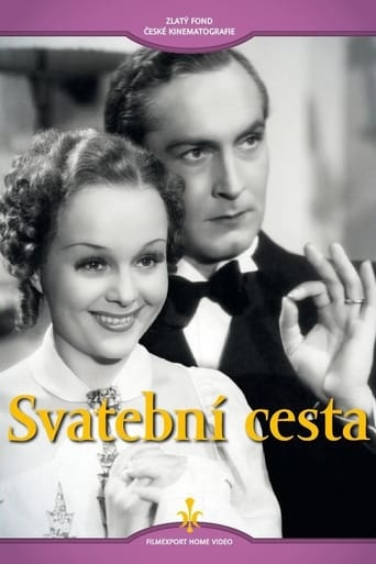 Poster of Svatební cesta