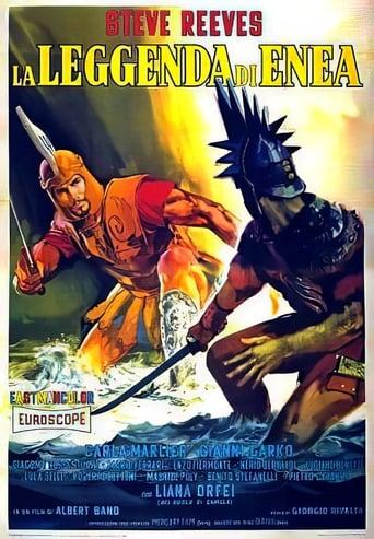 Poster of La leggenda di Enea