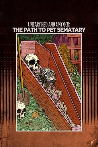 Poster of Unearthed & Untold: The Path to Pet Sematary