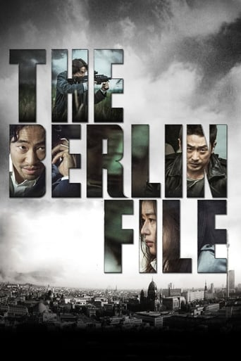 Poster of The Berlin File