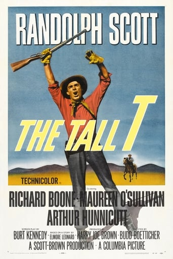 Poster of The Tall T