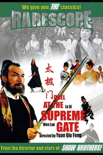 Poster of Duel at the Supreme Gate