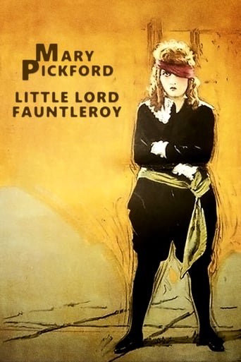 Poster of Little Lord Fauntleroy