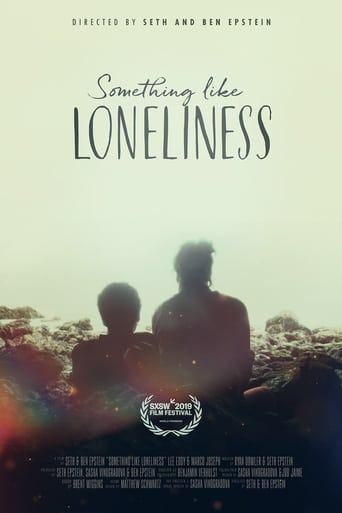Poster of Something Like Loneliness
