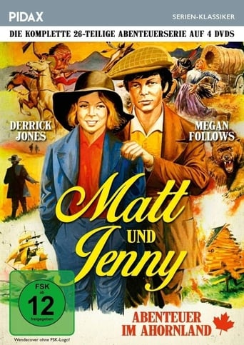 Poster of Matt and Jenny