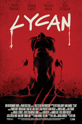 Poster of Lycan