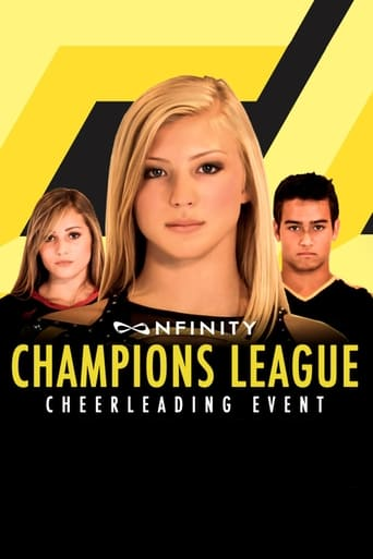 Poster of Nfinity Champions League Cheerleading Event