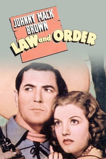 Poster of Law and Order