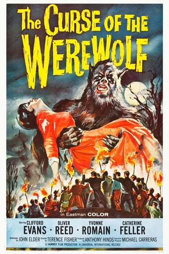 Poster of The Curse of the Werewolf