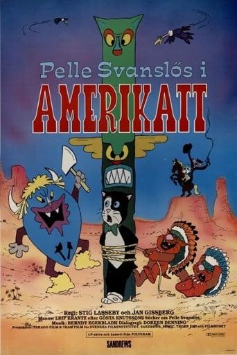 Poster of Pelle Svanslös i Amerikatt