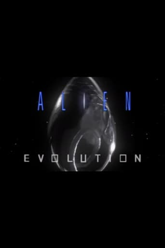 Poster of Alien Evolution
