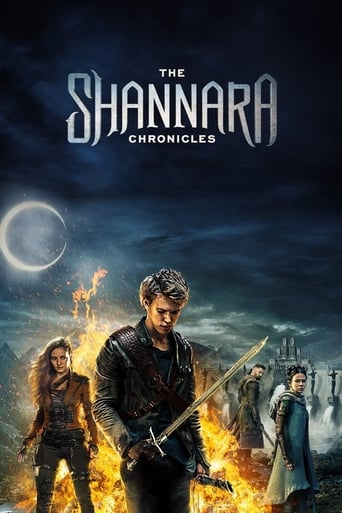 Poster of The Shannara Chronicles