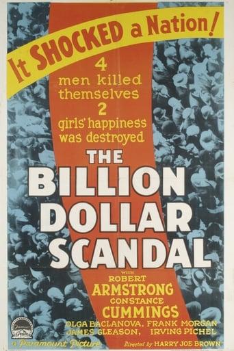 Poster of The Billion Dollar Scandal