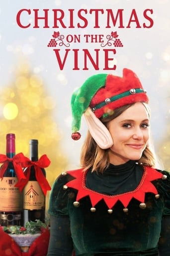 Poster of Christmas on the Vine