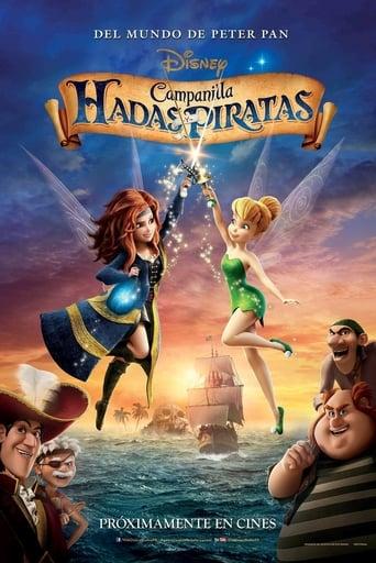 Campanilla, hadas y piratas The Pirate Fairy
