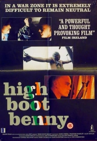Poster of High Boot Benny