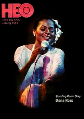 Standing Room Only: Diana Ross