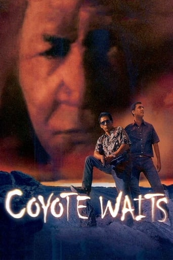 Poster of Coyote Waits
