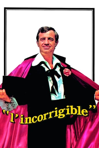 Poster of L'Incorrigible