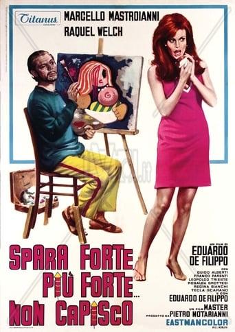 Poster of Spara forte, più forte, non capisco