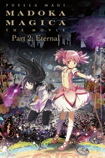 Poster of Puella Magi Madoka Magica the Movie Part II: Eternal