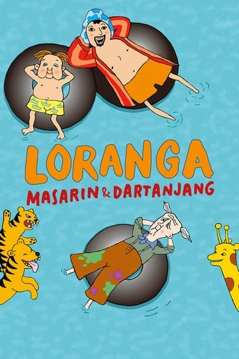 Poster of Loranga, Masarin & Dartanjang