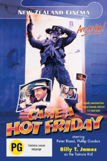 Poster of Came a Hot Friday