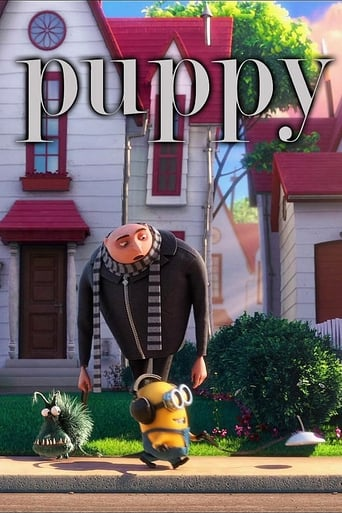 Poster of Minions: Puppy