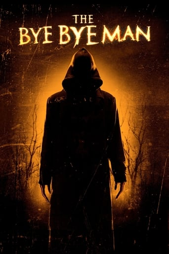 Poster of The Bye Bye Man
