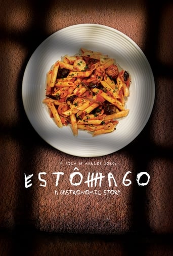 Poster of Estômago: A Gastronomic Story