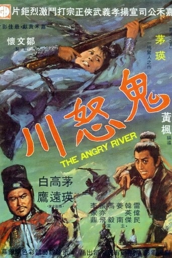 Poster of The Angry River