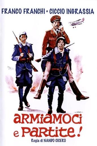 Poster of Armiamoci e partite!