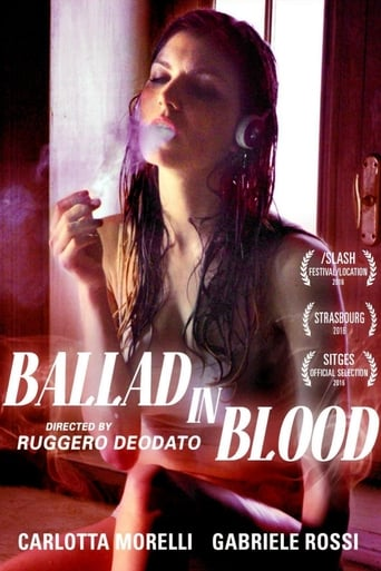 Poster of Ballad in Blood