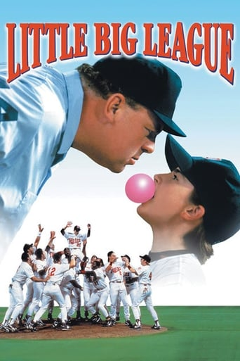 Poster of Little Big League