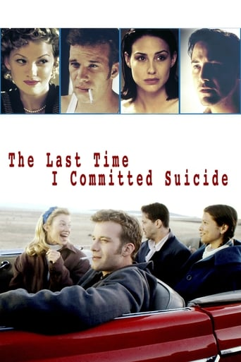 Poster of The Last Time I Committed Suicide
