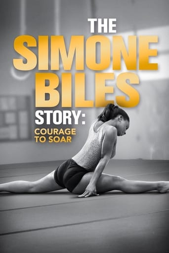 Poster of The Simone Biles Story: Courage to Soar