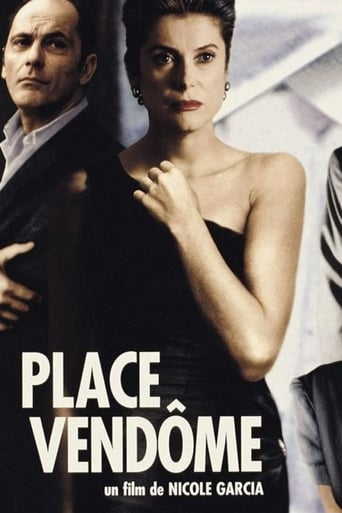 Poster of Place Vendôme – Svět diamantů
